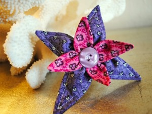 Fabulous Flowers 1: Felicity Fabric Flower