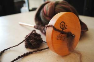 Hand Spinning Yarn