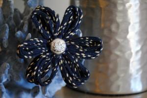Fabulous Flowers 7: Scrap Trim Daisy