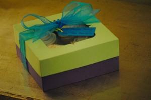 Cricut Cupcake Box