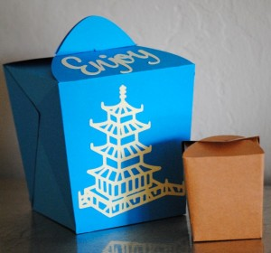 "Cricut Paper ""To Go"" Boxes"
