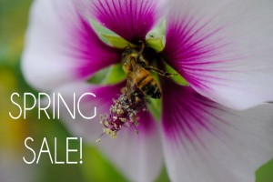 Spring Sale in My Etsy Shop!