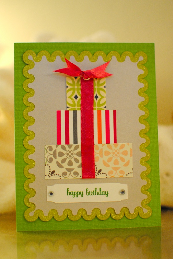 Happy Birthday Jen Crafting Couture