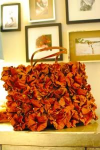 Valentino-inspired Floral Leather Handbag Tutorial