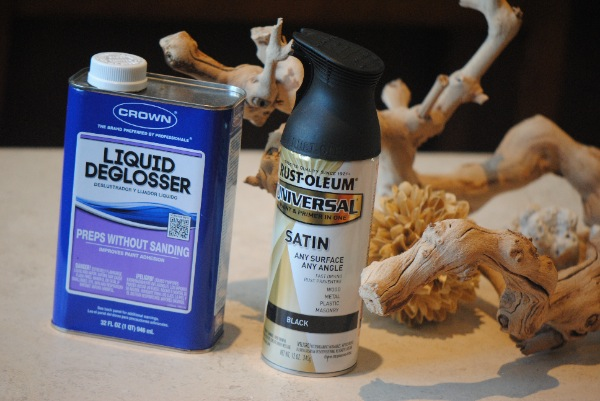 Rustoleum Universal Satin Black Spray Paint