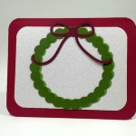 Wreath Card Example