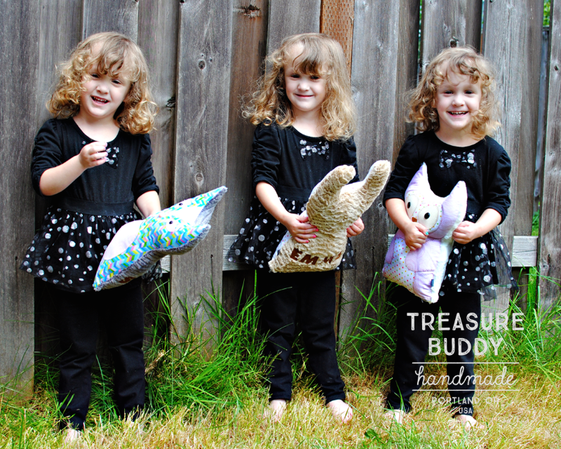 Triplets Treasure Bunny